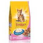 Friskies Junoir 2 кг./Фрискис сухой корм для котят с курицей, морковью и молоком