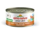 Консервы для кошек Almo Nature Legend 70 гр., Курица и тунец (75% мяса)