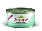 Консервы для кошек Almo Nature Legend 70 гр., Форель и тунец (75% мяса)