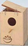 Ferplast//Ферпласт домик-гнездо для птиц Nido Small наружный