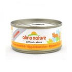 Almo Nature Legend 70 гр./Алмо Натюр Консервы для кошек Аппетитные куриные бедрышки 75% мяса