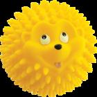 Зооник 16426/Игрушка для собак Мяч-ежик 8.3см