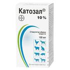 Bayer Катозал 10%//раствор для животных и птиц 100 мл