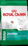 Royal Canin Mini Junior 4 кг./Роял канин сухой корм для щенков мелких размеров с 2 до 10 месяцев