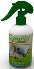 Green Fort//СпрейБио для кошек от блох 200 мл