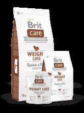 Brit Care Weight Loss Rabbit & Rice 3 кг./Брит Каре сухой корм для собак с избыточным весом, с кроликом и рисом