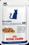 Royal Canin Neutered Adult Maintenance 100 гр./Роял канин консервы в фольге для стерилизованных кошек с момента операции до 7 лет