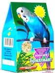 Бриллиант 400 гр./Корм для волнистых попугаев с минералами и витаминами
