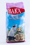 Вака Высокое Качество 500 гр./ Корм сбалансированный  для всех видов хомяков, морских свинок, декоративных мышей и крыс, шиншилл и других мелких грызунов