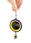 Дарэлл RP5011/Игрушка для птиц зеркало+колокольчик