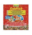 Tetra Goldfish Color Flakes 12гр Основной корм (хлопья) для золотых рыбок