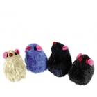 """Dezzie 5605276//Деззи игрушка для кошек Мыши """"Ретро"""" 8 см"""