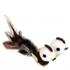 """Dezzie 5605283//Деззи игрушка для кошек """"Птица"""" 6 см"""