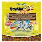 TetraMin Pro Crisps 12 гр./Корм-чипсы всех видов рыб