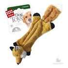 Игрушка ГиГви для собак Шкурка лисы с пищалками,удобная для тренинга,без наполнителей/75261/