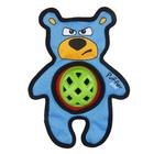 Игрушка ГиГви для собак Медведь с пищалкой/нейлон,резина/75533/