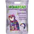 HOMECAT 12,5 л./Хоум Кэт наполнитель силикагелевый с ароматом лаванды