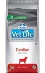Farmina Vet Life Dog Cardiac 2 кг./Фармина сухой корм для собак Поддержание работы сердца при хронической сердечной недостаточнос