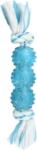 CanineClean/игрушка для собак Палочка с канатом 25 см с ароматом мяты/WB15434