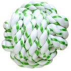 CanineClean /игрушка для собак Мячик из каната 8 см с ароматом мяты/WB15421