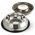 TRIOL /Миска металл с тиснением на резинке 0,25л/1552