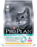 Pro Plan Dental Plus 1,5 кг./Проплан сухой корм для кошек Дентал Плюс Курица