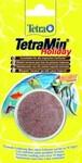 "TetraMin Holiday  30 гр./Тетра корм для рыб ""отпуск 14 дней"", твердый гель"