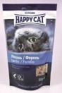 Happy Cat 50 гр./Хеппи Кет Лакомое угощение для кошек с лосесем и форелью