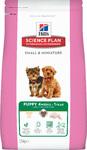 HILL'S Science Plan  Small&Miniature Puppy 1,5 кг./Хиллс сухой корм для щенков мини с курицей