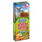 Зерновые палочки с медом и грызунов «7 Семян», 60 гр.