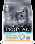 Pro Plan Dental Plus 400 гр./Проплан сухой корм для кошек Дентал Плюс Курица