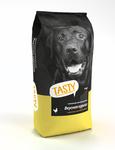 TASTY 15 кг.+1,5 кг./Сухой корм для собак с курицей Акция