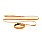 Зооник/Комплект из цветной кожи д/щенков с ошейником  1308