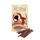 Molina 80 гр./Молина Лакомство для собак Нарезка из говядины