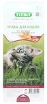 Трава для кошек/Титбит 003145