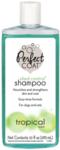 8in1 Perfect Coad Shed Control & Hairball Shampoo 295 мл./Шампунь для кошек и собак против линьки и колтунов