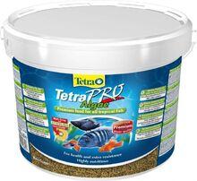 TetraPro Algae 10 л./Тетра Высококачественный корм для любых видов тропических рыб