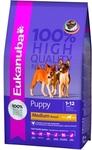 Eukanuba Dog Puppy 3кг//Эукануба сухой корм для щенков средних пород