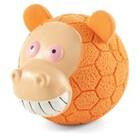 TRIOL Игрушка для собак Медвежонок-мяч 8,5 см./12151097/