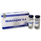 Максидин 0,4%//иммунный препарат для животных 5 мл