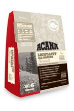 Сухой корм для собак всех пород с избыточным весом Acana Light Fit 340 Гр.