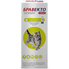 Бравекто ПЛЮС для Кошек 112.5мг (1,2-2,8кг)