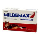 Мильбемакс//антигельминтик для взрослых кошек 1 таб.