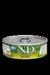 Farmina N&D Boar and Apple 80 гр./Фармина Кабан и яблоко. Полнорационный влажный корм для взрослых кошек.