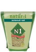Crystals Naturel 4,5 л./Кристалс Натурел Зеленый чай наполнитель для кошек комкующийся