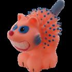 Зооник 164128/Игрушка для собак Кот-ежик 10см