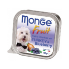 Monge Dog Fresh 100 гр./Монж консервы для собак с индейкой