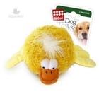 Игрушка ГиГви для собак Утка с пищалкой, с теннисным мячом /75089/
