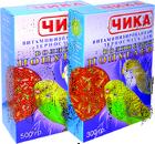 Чика 500 гр./Витаминизированная зерносмесь для волнистых попугаев