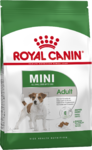 Royal Canin Mini Adult 2 кг.+паучи 4*85 гр./Роял канин сухой корм для собак мелких размеров с 10 месяцев до 8 лет
